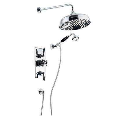 Classical Shower Sets