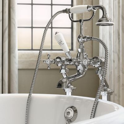 St James Bath Taps & Shower Mixers